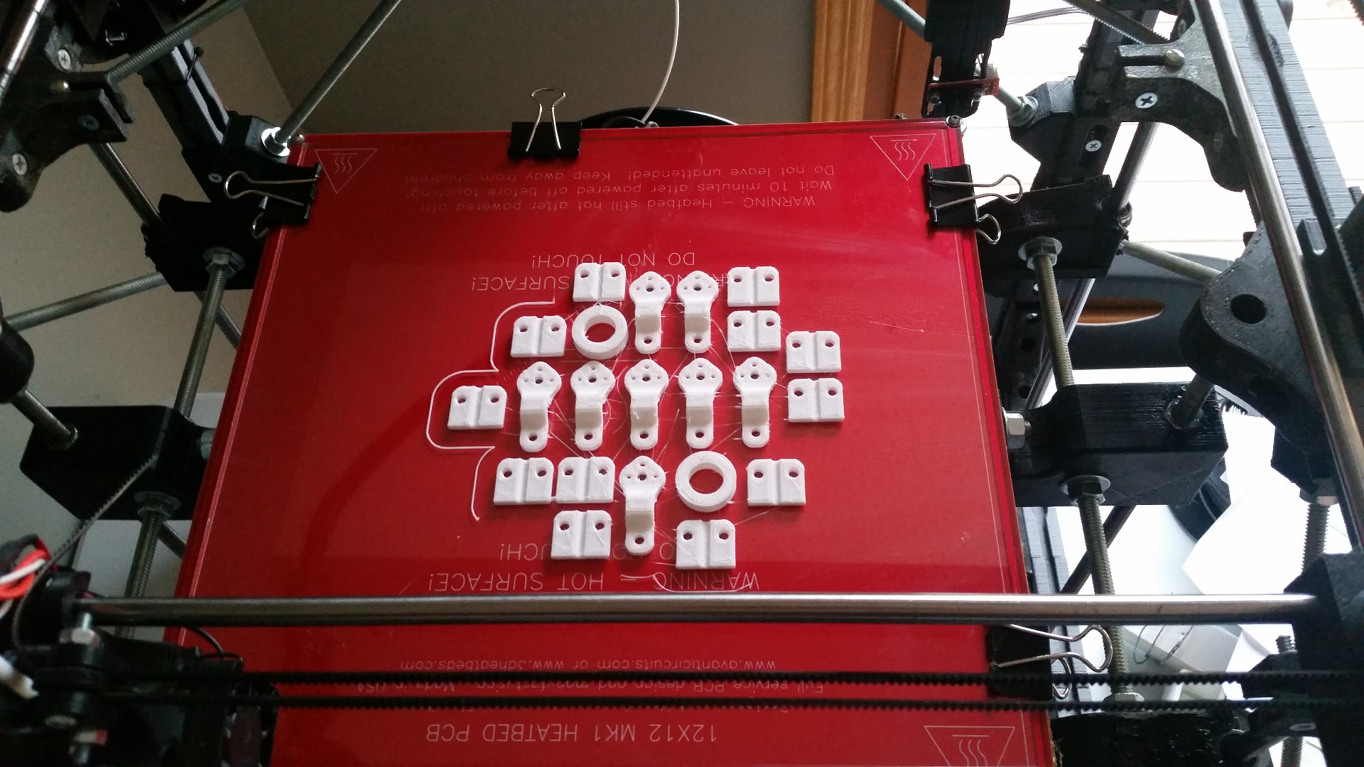 Picture of Assemble Your Bed Lift Counter-Weight System (optional)