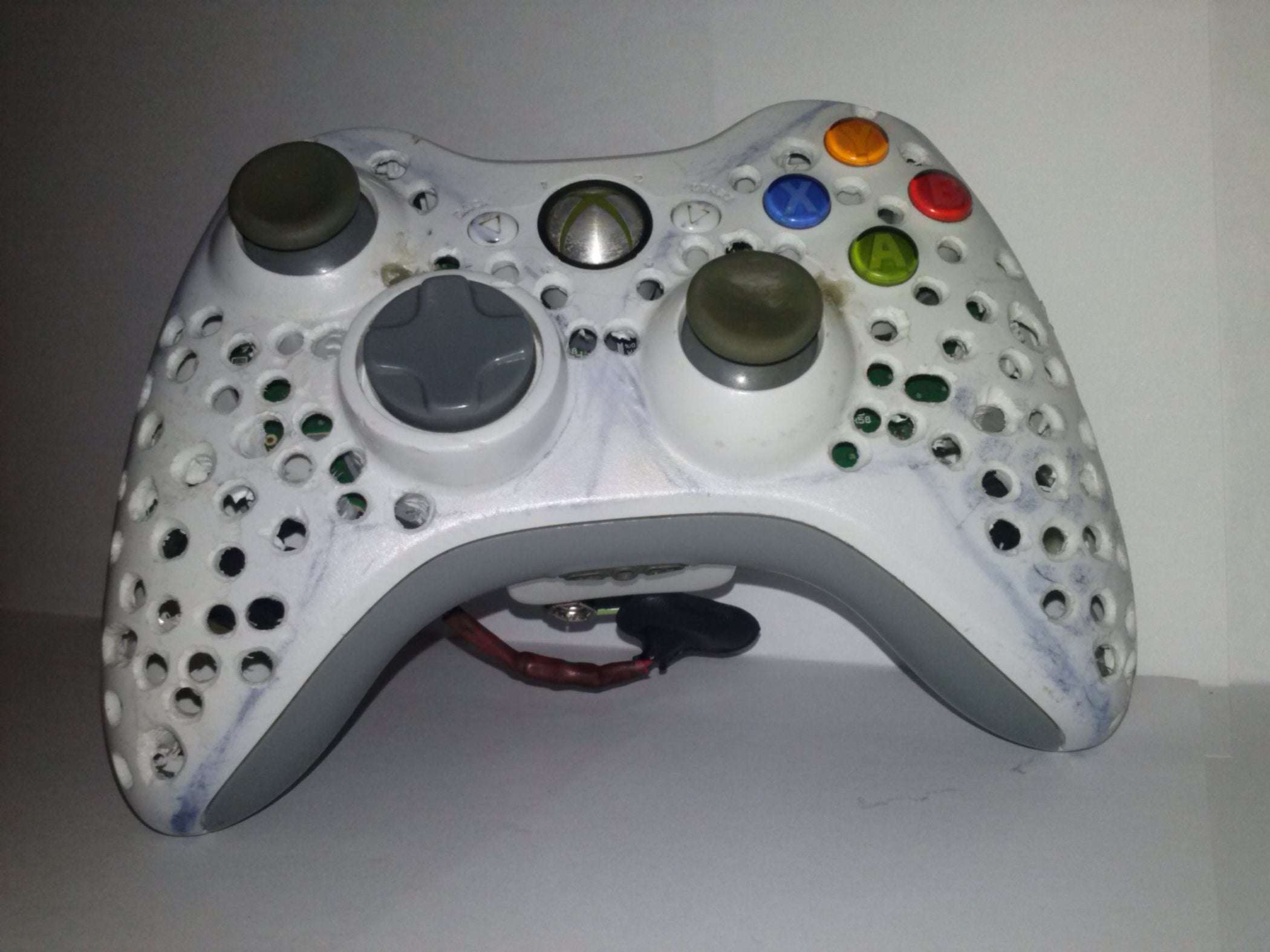 xbox one and 360 controller