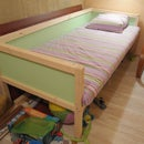 Cot (or bed)