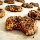 Peanut Butter Espresso Cookies
