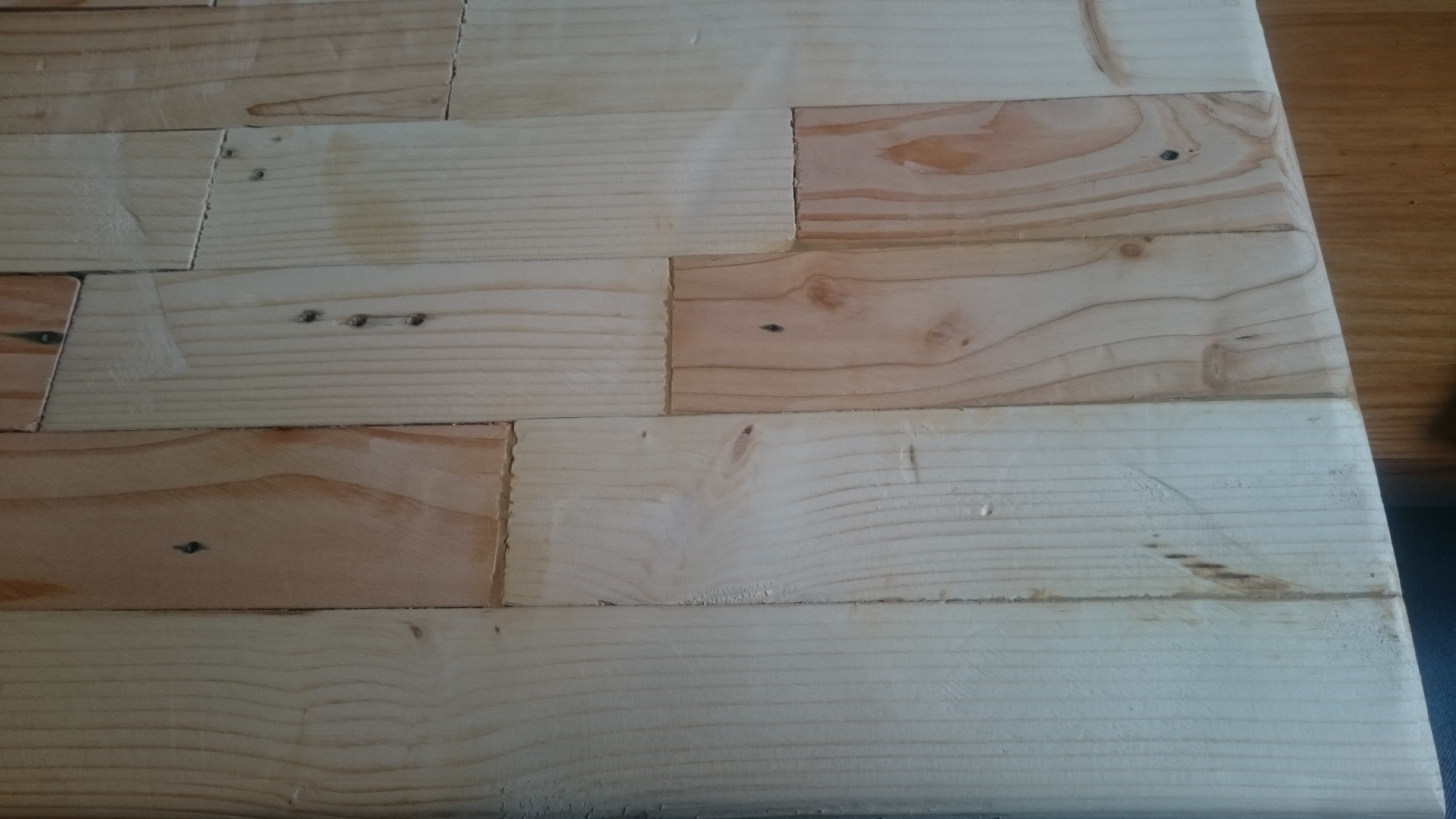 Picture of Gap Filling & Staining