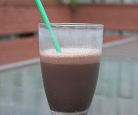 Classic Chocolate Milkshake