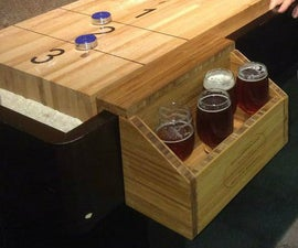 Renegade Shuffleboard Drink Holder