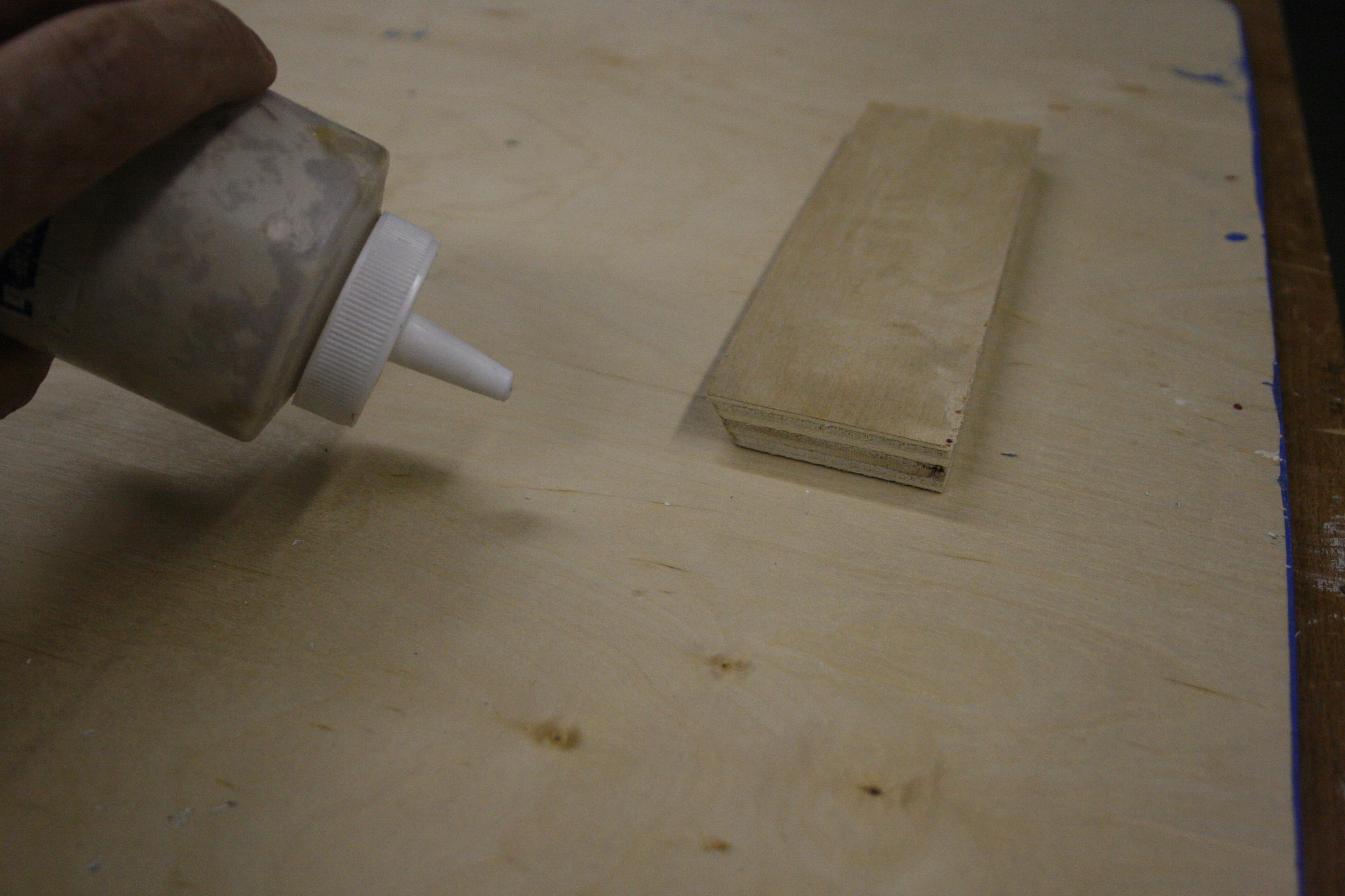 Picture of Glue Cleat