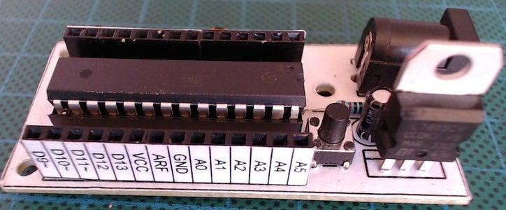 Barebones Arduino No FTDI