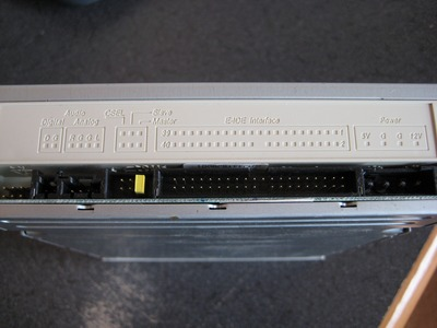 Picture of Drives and Connectors