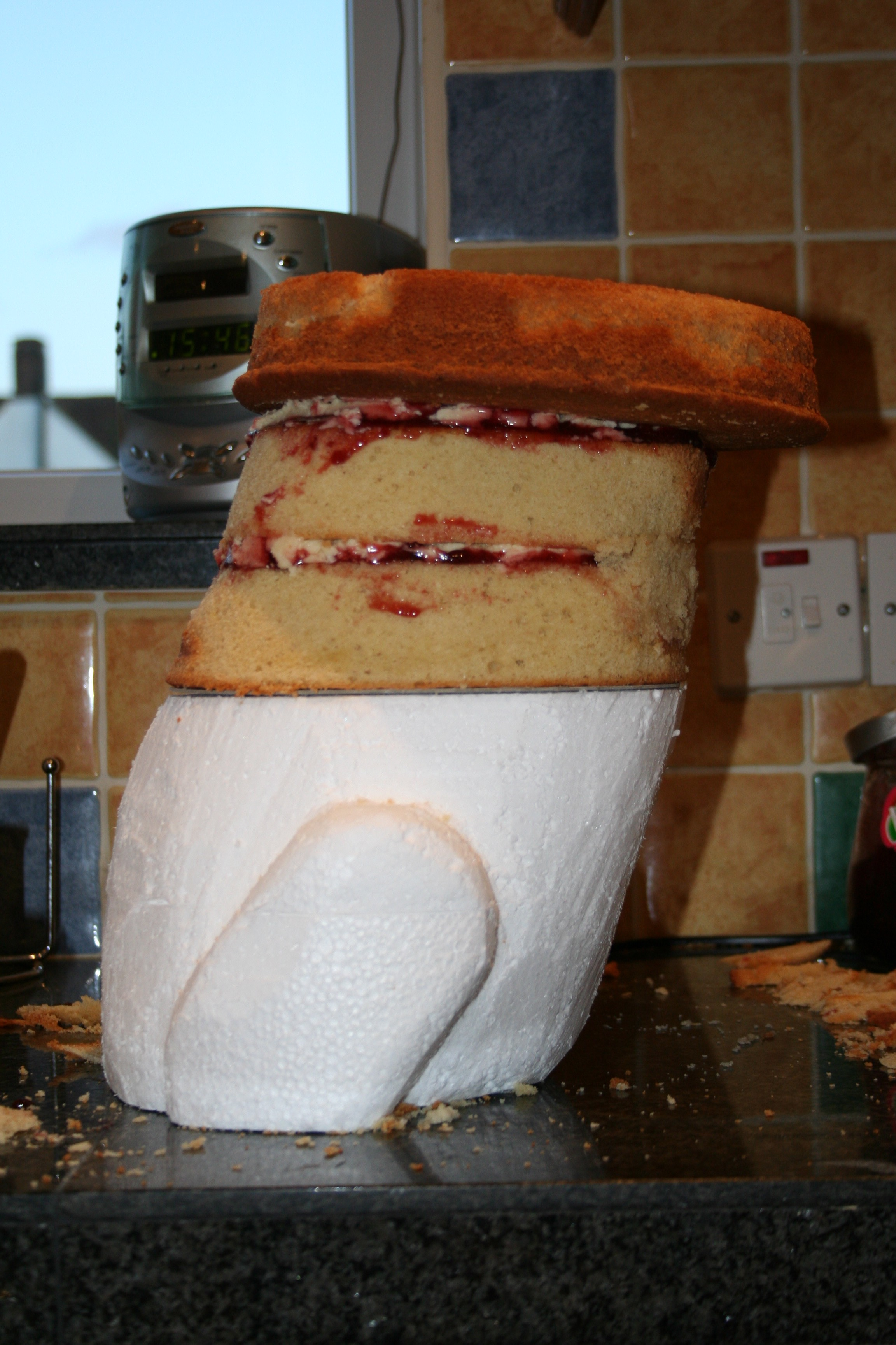 Picture of The Vanilla Cake Part