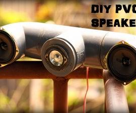 DIY PVC Speaker