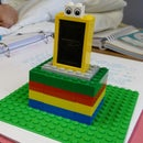How To Make Abstract Lego Art