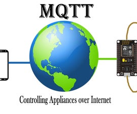 Controlling Home Appliances Using Node MCU Via MQTT