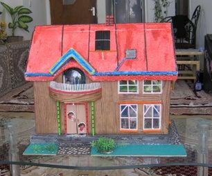 Barbie House With Solar