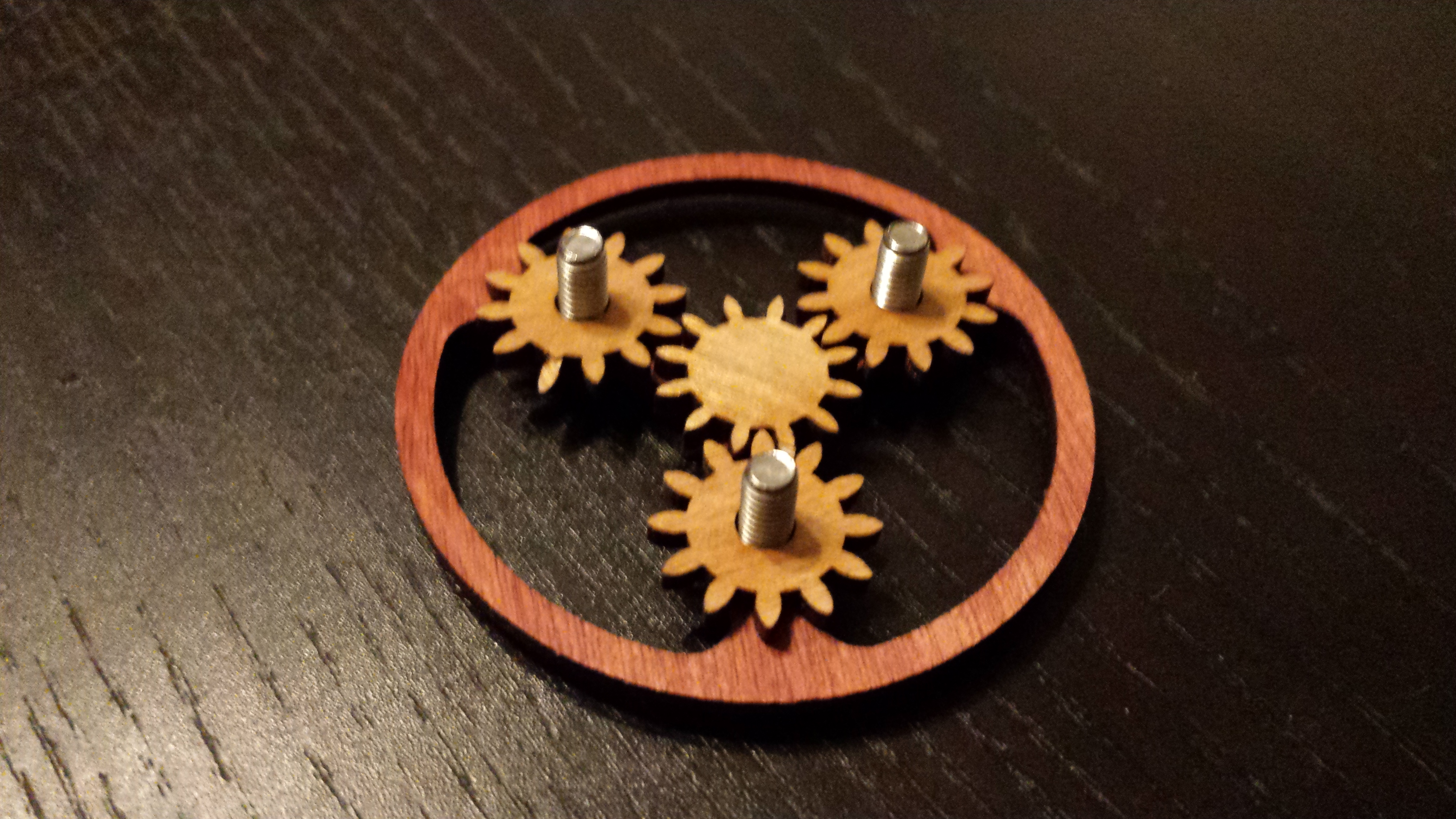 Picture of Gear Train 2
