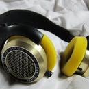 Grado SR-325 Mod using the Sennheiser HD-570 headband