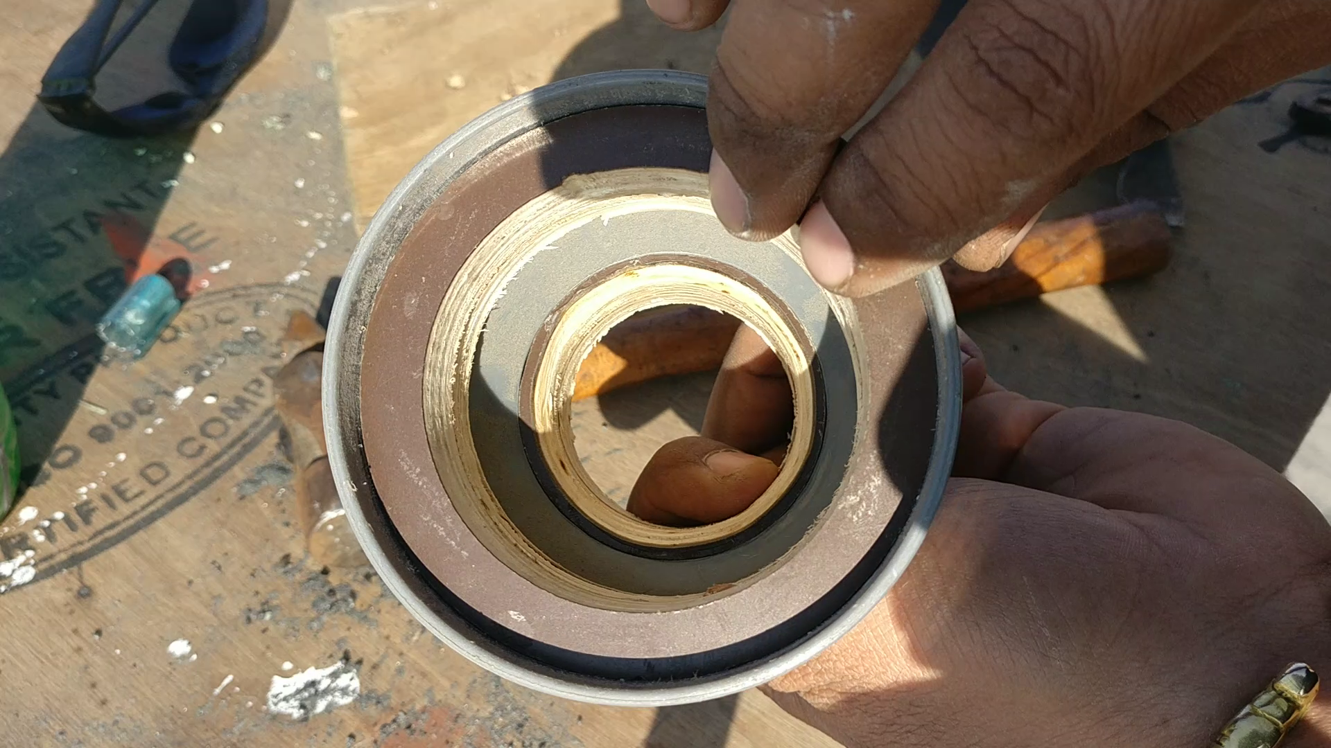 Picture of ​Customize  the Pvc Fitting for the Blower.