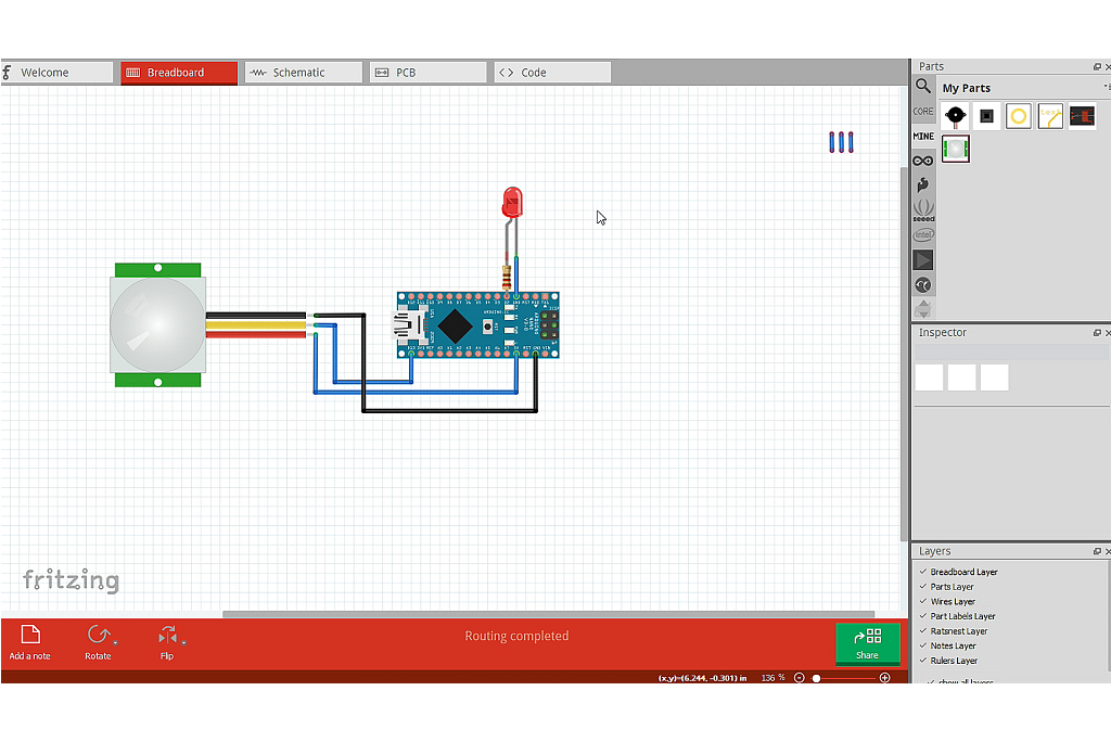 Picture of Connecting With Arduino