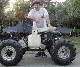 Propane Converted ATV