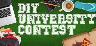 DIY University Contest