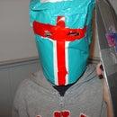 Duct Tape Templar Helmet