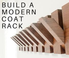 Modern Coat Rack