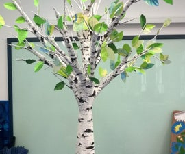 Making a Tree With Children