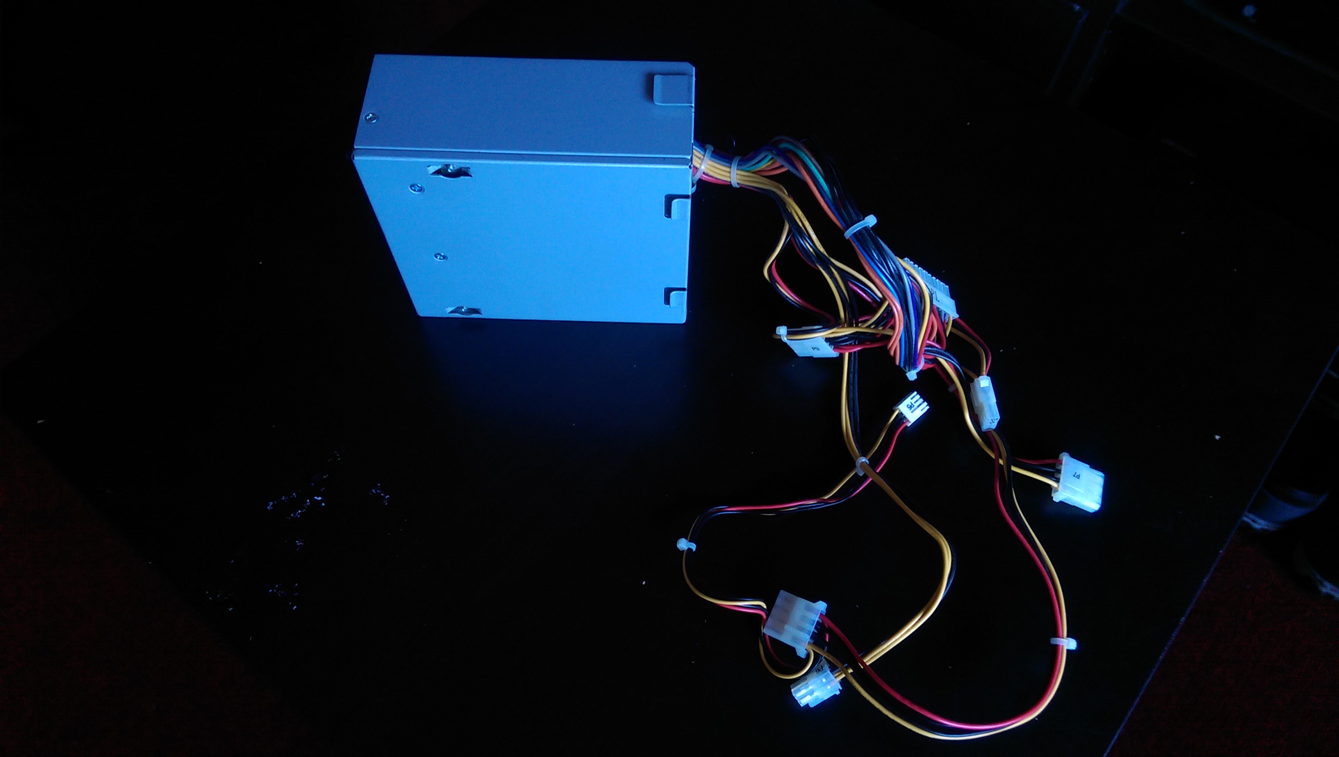 Picture of PC-Power-Supply