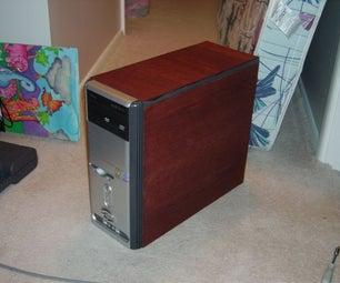 Build a Wood PC Case