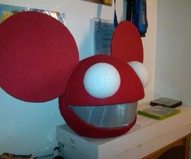 How to make your own Deadmau5 Mau5head!