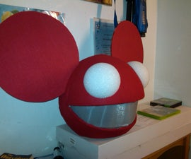 How to make your own Deadmau5 Mau5head!