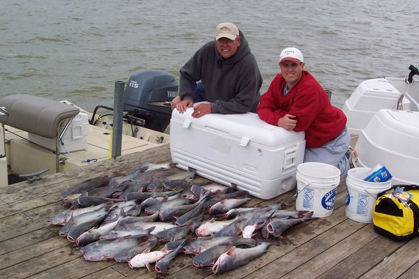 Bank Fishing for Catfish, How to Catch Catfish From the Shore