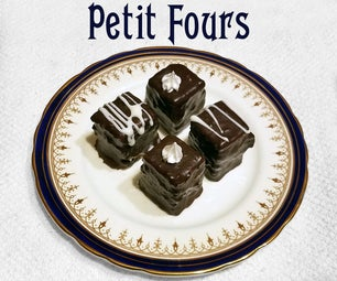 Petit Fours (Tiny Cakes)