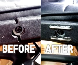 Quick and Easy Office Chair Fix