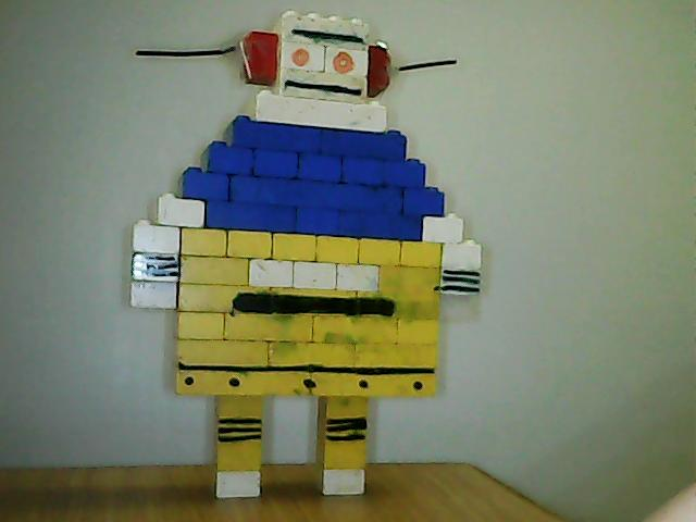 Picture of Lego Robot