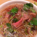 Beef Pho for One