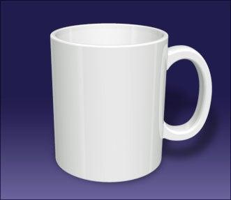 Dye-Sublimation Mug Blanks