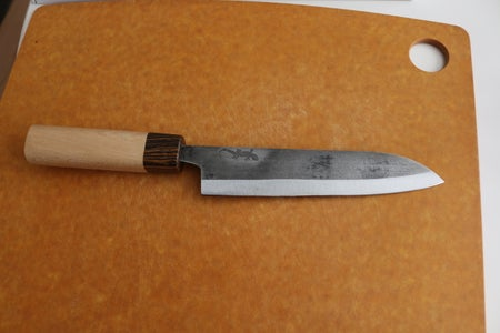 Making a Kitchen Knife - Version 2