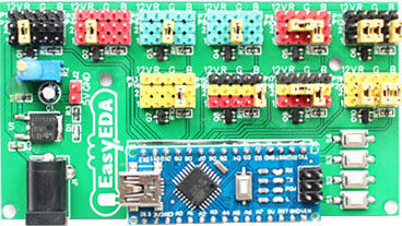 Picture of DESIGNING CONTROL BOARD: