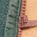 Jammed Zipper Pull Fix