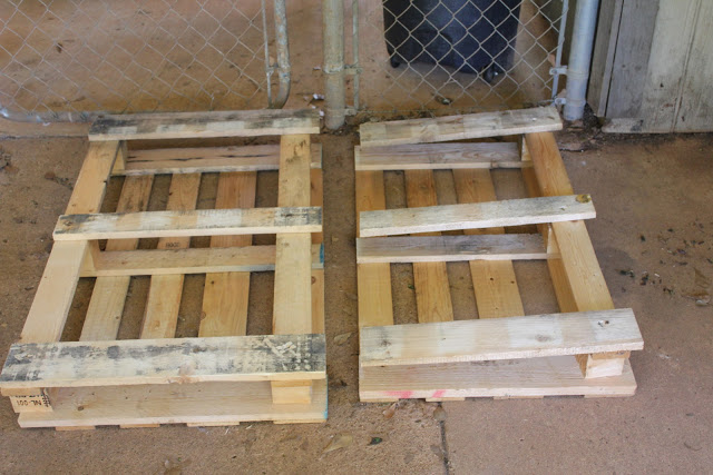 Picture of Measure and Cut Your Pallets