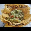 My Guacamole Recipe