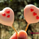 Heart in Heart Cake Pops