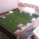 Soccer Penalty Kicks Game With Wiring and Arduino