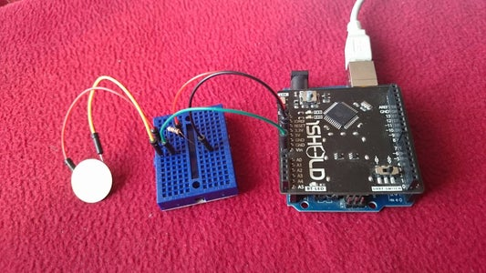 Arduino Report Robbery With a Photo on Twitter Using 1sheeld