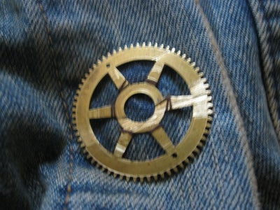 "Sewing on the Buttons (or ""Just Sew Some Gears on It and Call It Steampunk"")"
