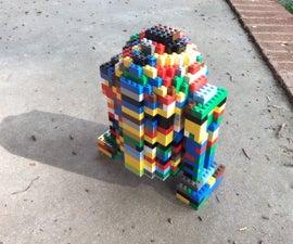 Basic Lego Astromech unit