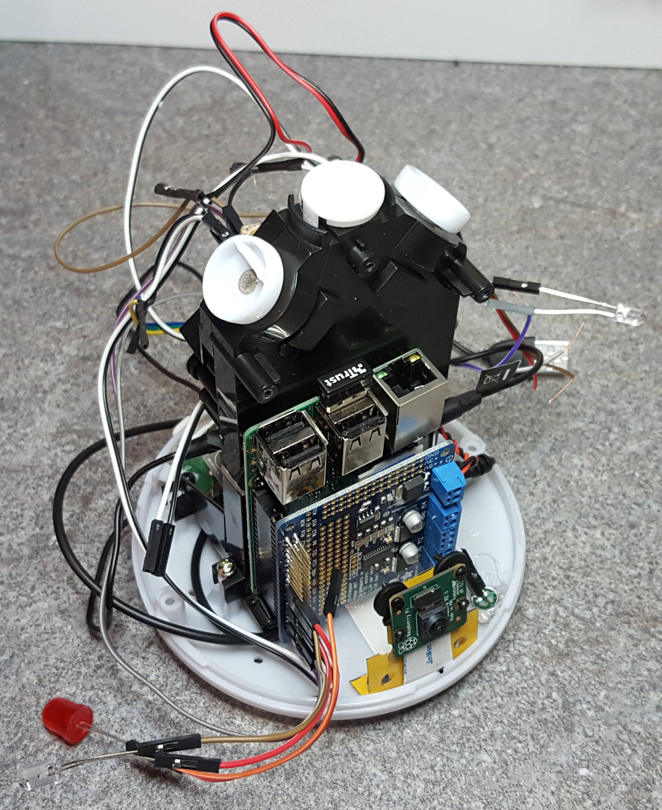 Picture of Assembly & Testing