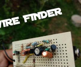 Pocket Wire Finder