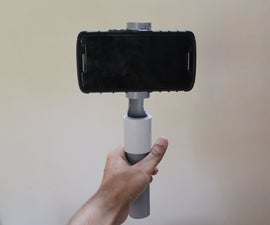 Simple DiY Mobile MonoPod