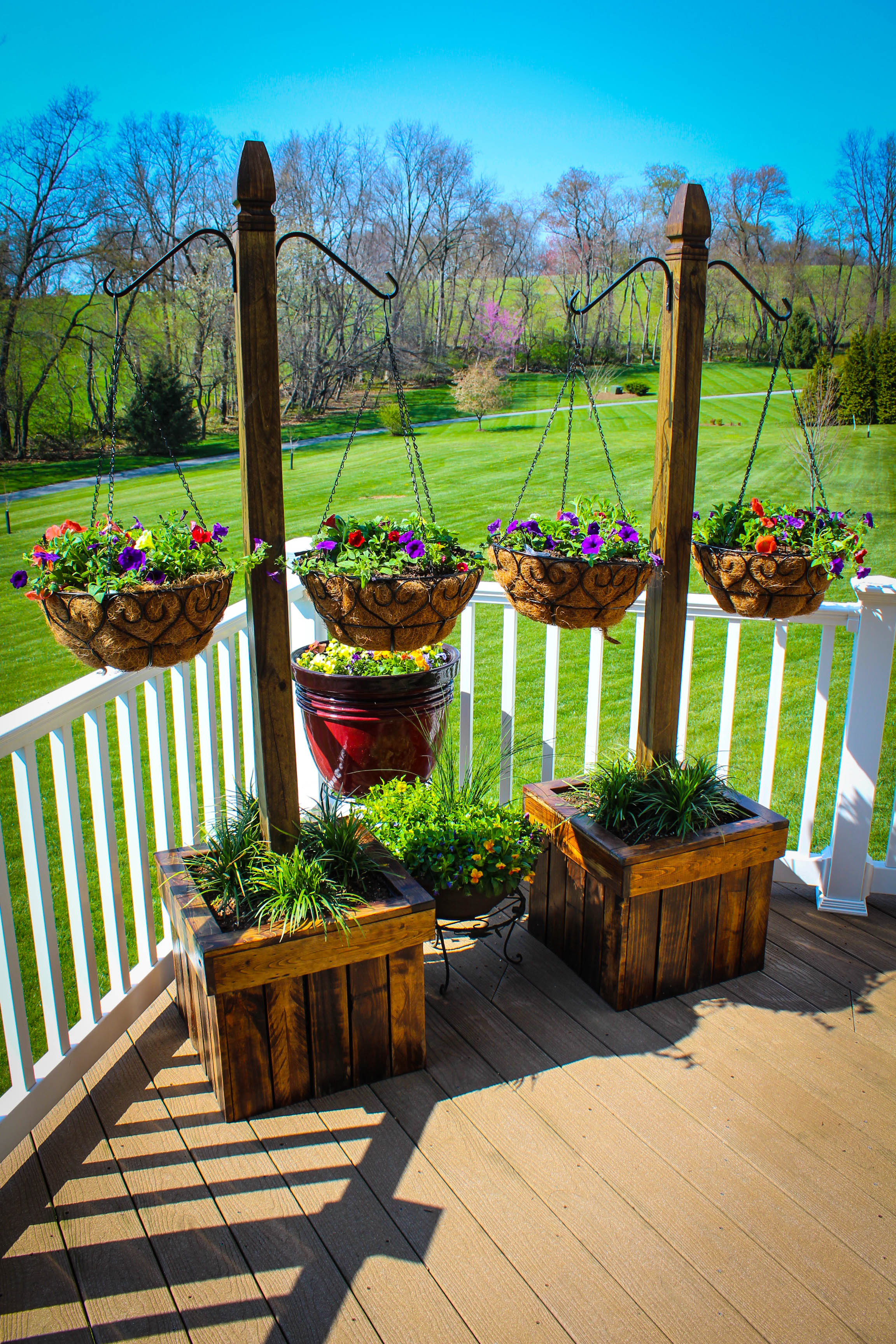 Picture of Add Baskets and Plants