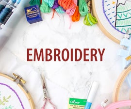 Introduction to Hand Embroidery