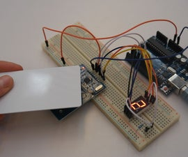 Using RFID for personal messages (TfCD)